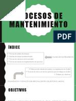 UD5_Procesos de Mantenimiento_Parte 1