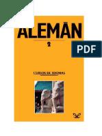 Varios - Curso de Aleman - Primer Nivel - Unidad 02