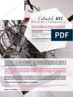 collectif AVC mars 2019