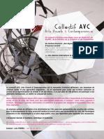 collectif AVC mars 2019