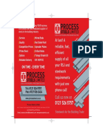 Process Steels Brochure