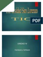Unidad IV Hardware y software.pdf