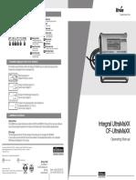 Manual de Operare CF UltraMaXX_EN
