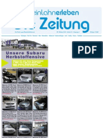RheinLahn Erleben / KW 43 / 29.10.2010 / Die Zeitung als E-Paper