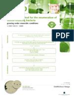 Iron Sulfite Agar Protocol