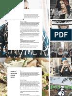 Monica Radulescu - Strategy Portfolio
