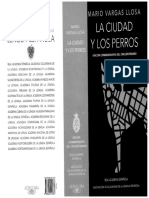 La Ciudad y Los Perros(Mario Vargas Llosa)