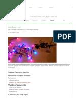 Let's Make Arduino LED Holiday Lighting_1