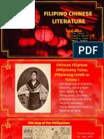 FIlipino Chinese Literature