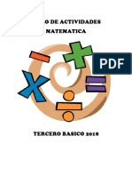 actividades matematica