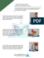 Ejercicios Diarios Para La Mujer, Para La Belleza, El Resplandor y La Gracia.L