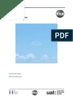 concept booklet u8
