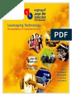 Andhra Bank Final Print Report