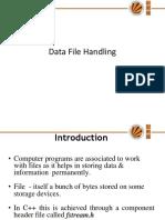 Data File Handling (1)
