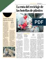 La Ruta Del Reciclaje de Las Botellas de Plástico