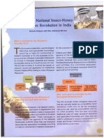 Article in Bee World Magazine of the Ministry by Mrs. Sukanya Berwal