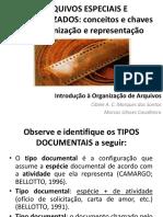 Aula 12 - Arquivos Especiais e Especializados (2)