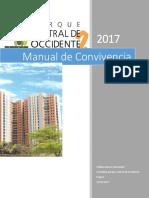 Manual de Convivencia Pco2 2017