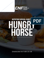 Hungry Horse Eating Guide