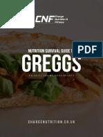 Greggs Survival Guide
