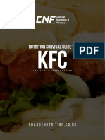 KFC Eating Out Guide