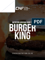 Burger King Survival Guide