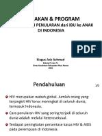 Kebijakan dlm Evaluasi PPIA HIV MURA revisi aziz.ppt