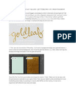 CREATE GOLD LEAF HAND LETTERING IN PHOTOSHOP.docx