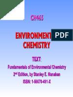 Env Chem Text