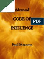 Paul Mascetta -Advanced Code of Influence.pdf