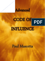 Paul Mascetta -Advanced Code of Influence.pdf