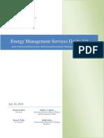 Kw Engineering Commercial Building Energy Audit Procedure San Francisco Energy Audits PEC Green Book 2011-10-26