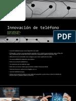 Innovación de Teléfono uso grafeno