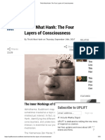 thich nhat hanh - the four layers of consciousness