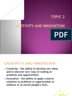 Topic 2 Entrepreneurship Creativity and innovation.PPT