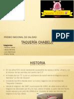 Taquería Chabelo