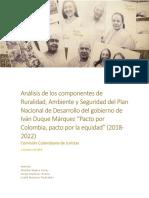 Análisis PND_Ruralidad, ambiente y seguridad (1)