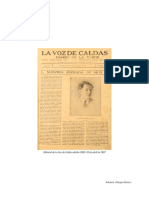 Eudoro Galarza Ossa Escribanía (Español-Inglés)