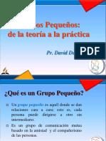 Grupos Pequeños de La Teoría a La Práctica