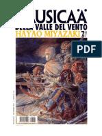 Nausicaa della valle del vento - Volume 7