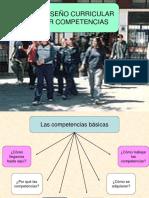 4. Diseño Curricular
