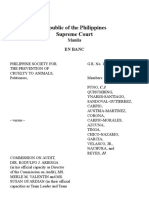 Philippine Society for the Prevention of Cruelty to Animals v. COA, G.R. No. 169752, September 25, 2007