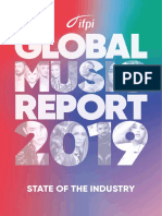 IFPI Global Music Report 2019