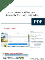 Guía de Usuario ALStar