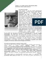 Husserl e La Fenomenologia