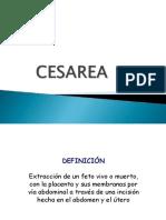 Operacion Cesarea 11963
