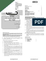 LA R1 Manual ENG