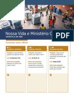 Apostila Vida e Ministério - Maio 2019