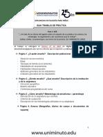 Formato Para Presentación de Proyecto Diplomado en FpN