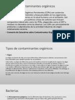 exposicion 1 contaminantes organicos .pptx